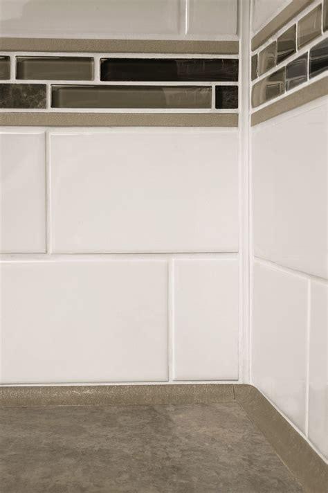 Schluter Tile Edging Backsplash by Classic Kitchen Schluter