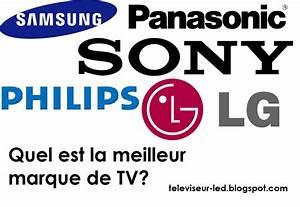 Meilleur Marque De Thé : quelle est la meilleur marque de tv televiseur led ~ Melissatoandfro.com Idées de Décoration