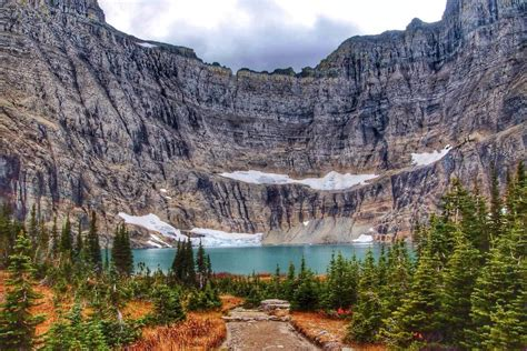 Glacier National Park Lodging Admissions Trails And Advice
