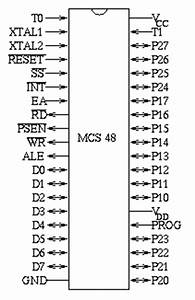 pin out diagram of 8085 sadrazpcom With timing diagram for intel 8085 out instruction