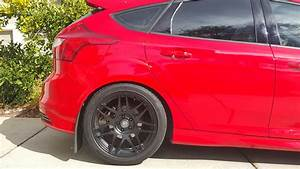Official Focus St Wheel And Tire Fitment Picture Thread