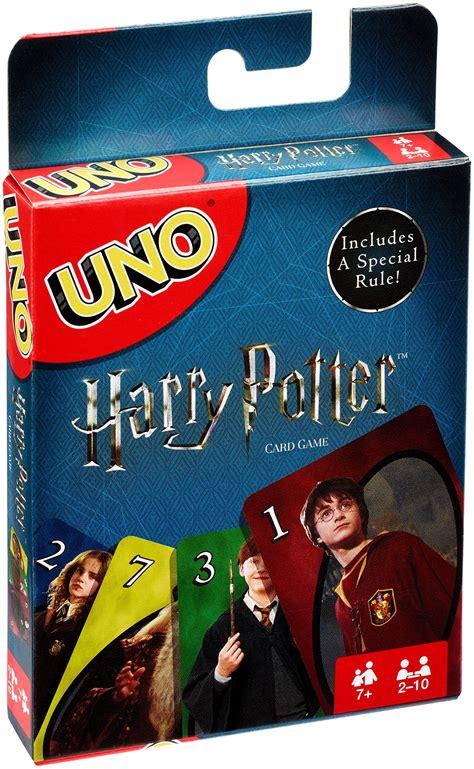 uno harry potter card game potterbrickscom