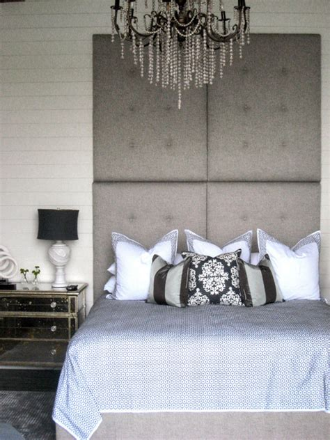 Houzz Headboards by Master Bedroom Contemporary Bedroom Birmingham By