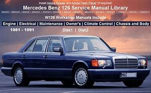 Mercedes Benz 126 Maintenance Service Repair And Owners