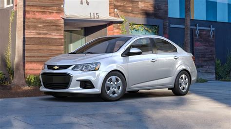 2017 Chevrolet Sonic For Sale In Norman