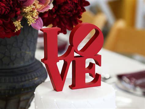 love cake topper wooden love cake topper craftcutscom