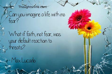 max lucado quotes  fear quotesgram