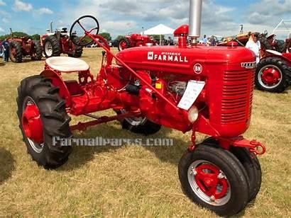Farmall Bn International Tractor Parts Harvester
