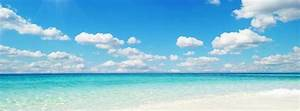 Wallpaper Facebook Cover Beach Scenery - 851 x 315 ...