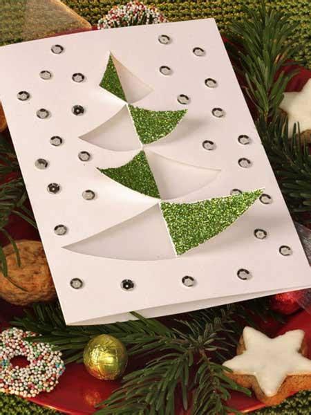 weihnachtskarten basteln 3d weihnachtskarten basteln