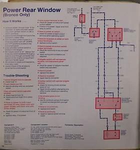Rear Powerwindow Malfunction - In A Billion Time