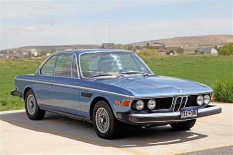 1974 BMW 3.0CS for sale on BaT Auctions - sold for $36,009 ...