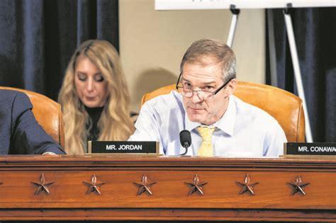 Former Ohio State Wrestler Accuses Jim Jordan Of Covering