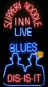 the Slippery Noodle Inn best blues bar in Indianapolis