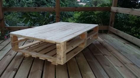 achetez table basse palette unique collector annonce vente 224 sainte 97 wb150269030