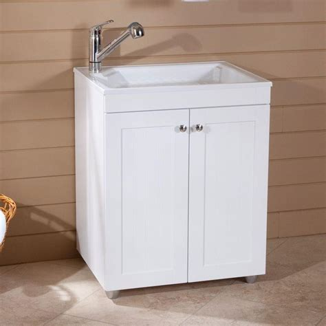 Home Depot Laundry Sink And Cabinet by Laundry Tub With Sink At The Home Depot 199