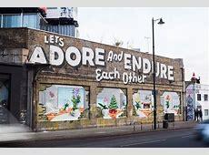 London neighbourhood guide Shoreditch