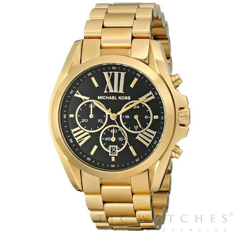 mk8361 michael kors men 39 s gold metal bracelet watch for