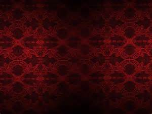 Red and Black Lace Textures