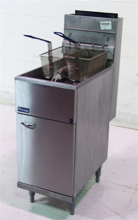 fryer pitco deep gas tube 40d nat lb btu fired acitydiscount