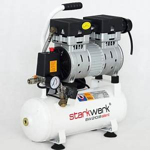 Kompressor ölfrei Test : starkwerk sw 210 8 fl sterkompressor lfrei test mit video u bilder ~ Pilothousefishingboats.com Haus und Dekorationen