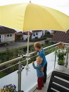 Balkon Sonnenschirm Mit Halterung : balkongel nder f r sonnenschirme was ~ Bigdaddyawards.com Haus und Dekorationen