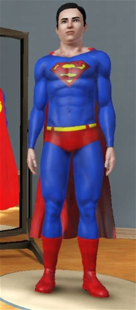 sims superman baixar
