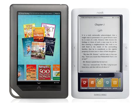 Nook Color Barnes And Noble by Barnes And Noble Shows Nook Color E Reader