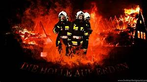 Coole Feuerwehr Hintergrundbilder : firefighter wallpapers hd desktop background ~ Buech-reservation.com Haus und Dekorationen