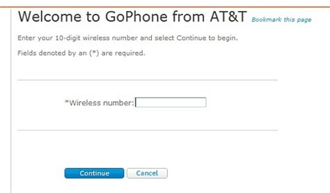 at t prepaid phone number at t gophone registration and airtime refill experience