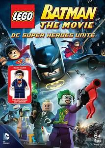 LEGO Batman: The Movie - DC Superheroes Unite DVD Release ...