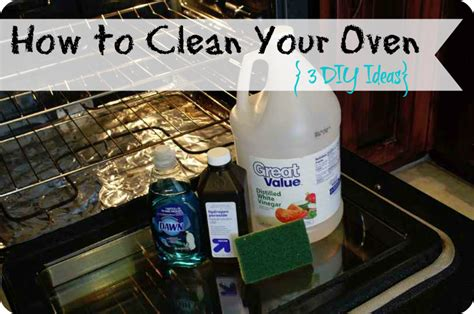 how to clean the oven how to make your own safe oven cleaners passion for savings
