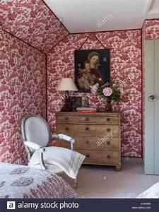 Tapeten Schlafzimmer Landhaus : chair toile stockfotos chair toile bilder alamy ~ Sanjose-hotels-ca.com Haus und Dekorationen