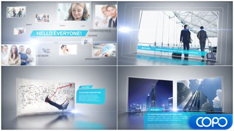 cinema titles template torrent corporate video showcase by ariefputra videohive