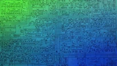 Cpu Microchip Schematic Blueprints Technology Wallpapers Cc