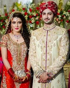 Aiza Khan and Danish wedding pics Barat special ~ Just Bridal
