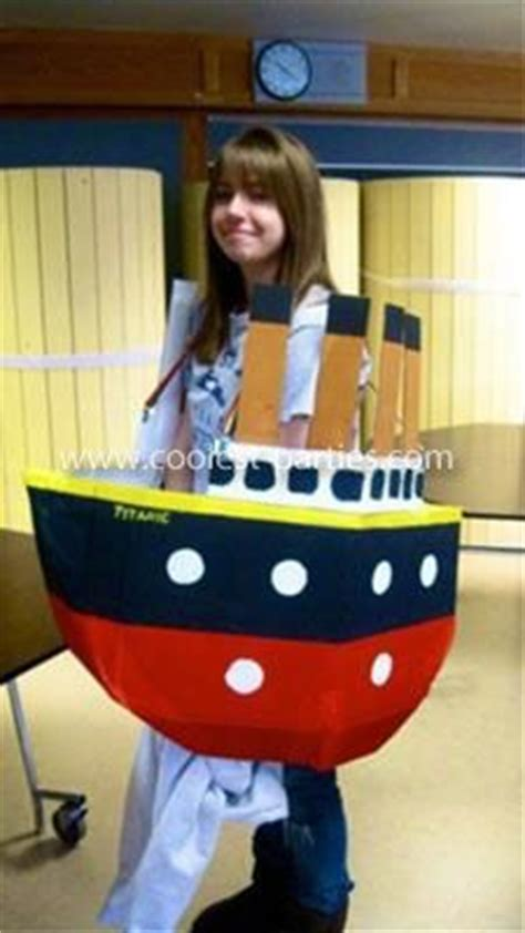 Titanic Boat Costume by Coolest Titanic Costume Boats And The O Jays