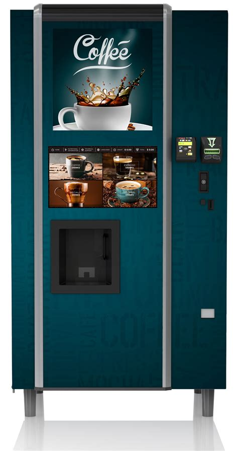 Types of bulk vending machine for your choice: Coffee Vending Machine For Sale - Touch Screen Coffee Vending Machines
