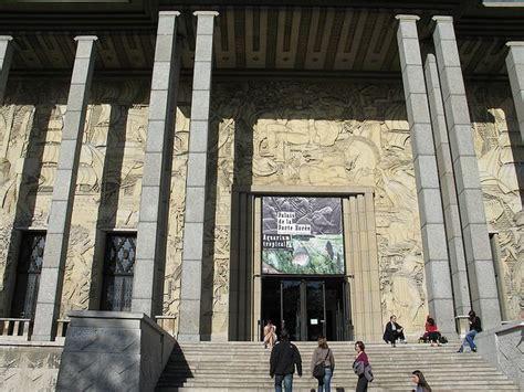 visitor info palais de la porte doree tropical aquarium