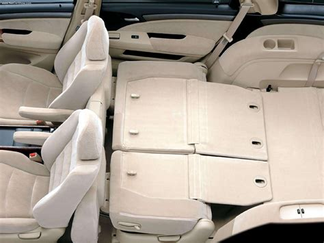 Honda Odyssey L Type Japanese Version Interior 2004