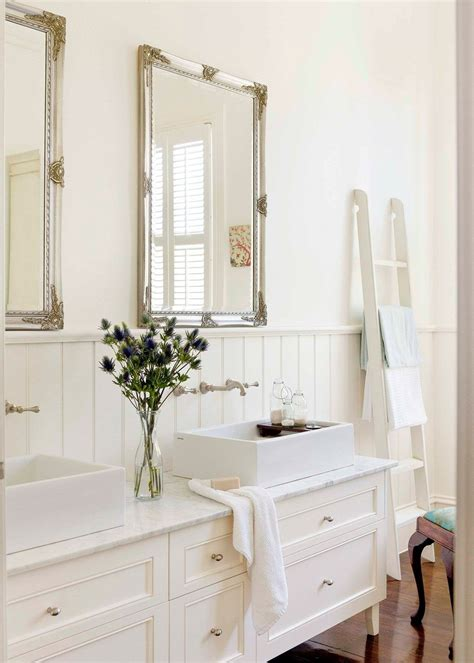Modern Country Bathroom Decor by Spectacular Provincial Style Home F R E N C H