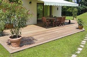 creer ou amenager une terrasse With refaire une terrasse exterieure