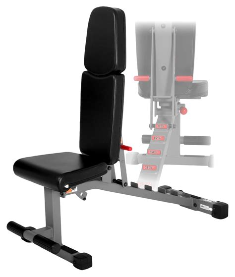 Xmark Fitness Commercial Rated Adjustable Weight Bench Review
