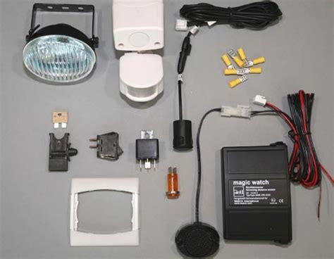 fiches pratique fabriquer un detecteur de presence pour cing car