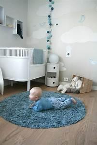 Babyzimmer Junge Wandgestaltung : 25 best ideas about babyzimmer jungen auf pinterest babyzimmer kinderzimmer deko und ~ Eleganceandgraceweddings.com Haus und Dekorationen
