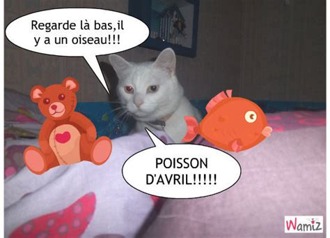 poisson d'avril - Forum Humour