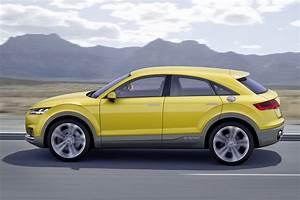 Futur Audi Q3 : audi q4 le futur concurrent du bmw x4 sur les rails photo 7 l 39 argus ~ Medecine-chirurgie-esthetiques.com Avis de Voitures