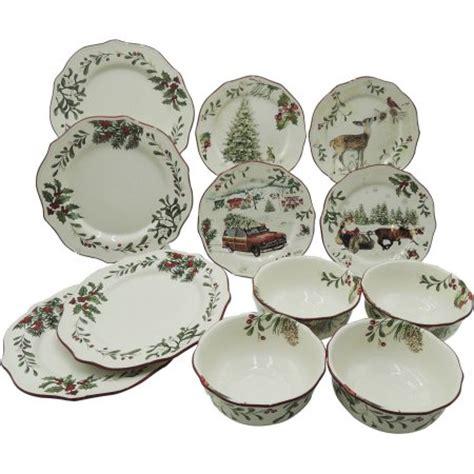 better homes and gardens heritage 12 dinnerware set