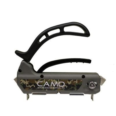 camo deck tool home depot camo marksman pro x1 tool 0345002 the home depot