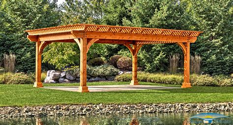 shed kits for sale pergolas for sale wood pergolas horizon structures